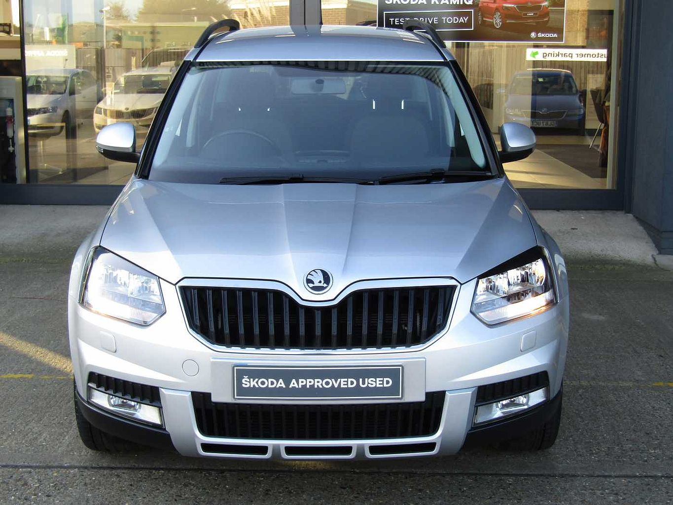 SKODA Yeti 1.2 TSI (110PS ) SE Outdoor 5-Dr
