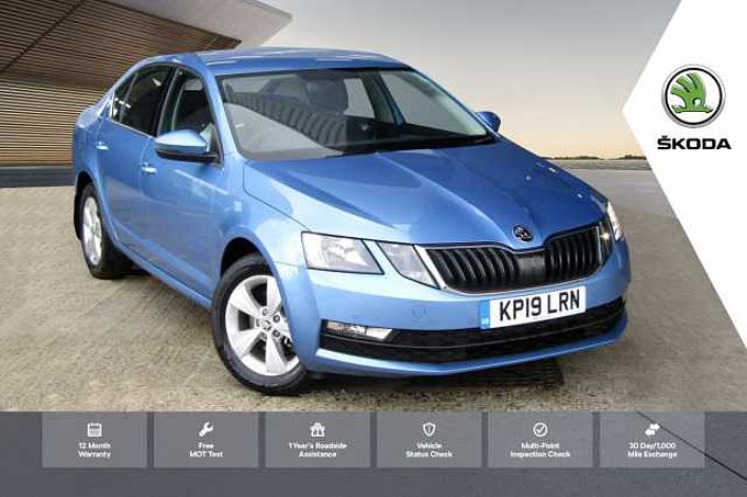 SKODA Octavia Hatch (2017) 1.0 TSI SE Technology 115PS